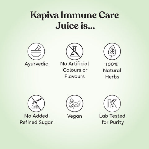 Kapiva Immune Care Juice 1 L