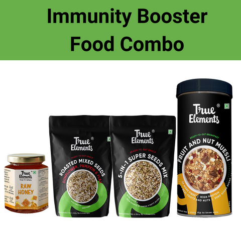 True Elements Immunity Booster Food Combo