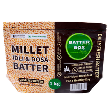 Load image into Gallery viewer, Millet Batter