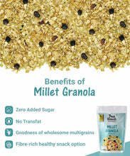 Load image into Gallery viewer, True Elements Millet Granola 400gm