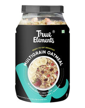Load image into Gallery viewer, True Elements Multigrain Oatmeal 1kg