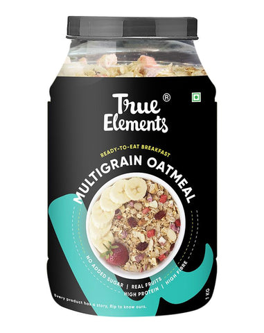 True Elements Multigrain Oatmeal 1kg