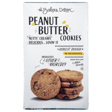 Load image into Gallery viewer, Peanut Butter Cookies (No Preservatives, Honest Dough)
