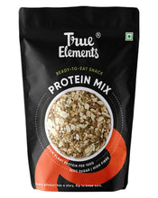 Load image into Gallery viewer, True Elements Protein Mix (Roasted Pumpkin Watermelon Almonds and SOYA Nuts, Veg Protein Seeds )