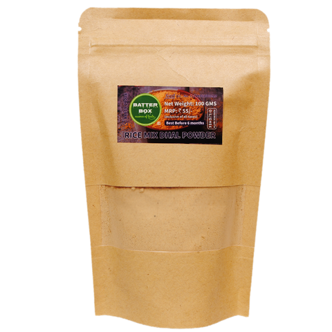 Rice Mix Dhal Powder (Pack of 3)