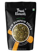 Load image into Gallery viewer, True Elements Raw Pumpkin Seeds