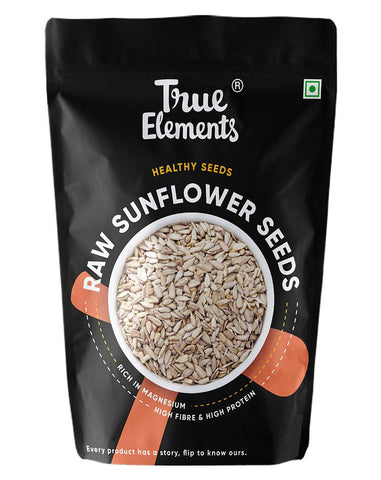 True Elements Raw Sunflower Seeds