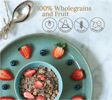 Load image into Gallery viewer, Oat Clusters & Ragi Flakes with Strawberry