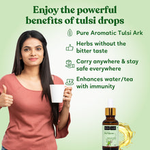 Load image into Gallery viewer, Kapiva Unrefined Tulsi Ark 30 ML