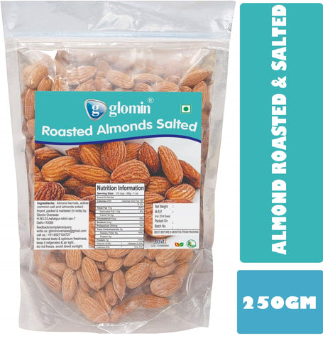 Glomin Almonds Roasted & Salted