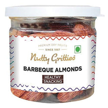 Load image into Gallery viewer, Barbeque Almonds Jar - 100g