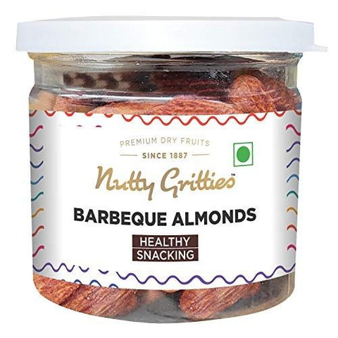 Barbeque Almonds Jar - 100g
