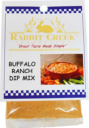 Dip-Buffalo Ranch Dip Vegetable Mix