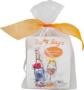 Peach Sangria Slush Mix - Party Bag