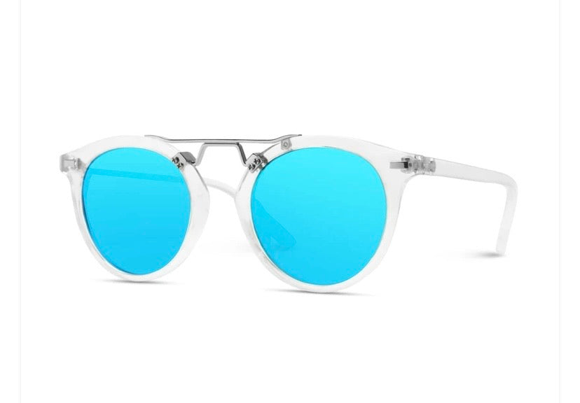 Skyler Polarized Retro Sunglasses