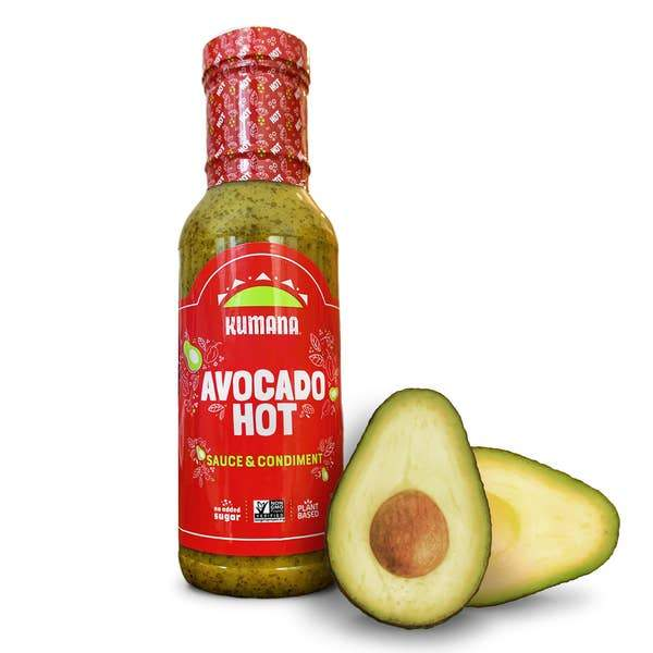 Avocado Hot Sauce + Condiment