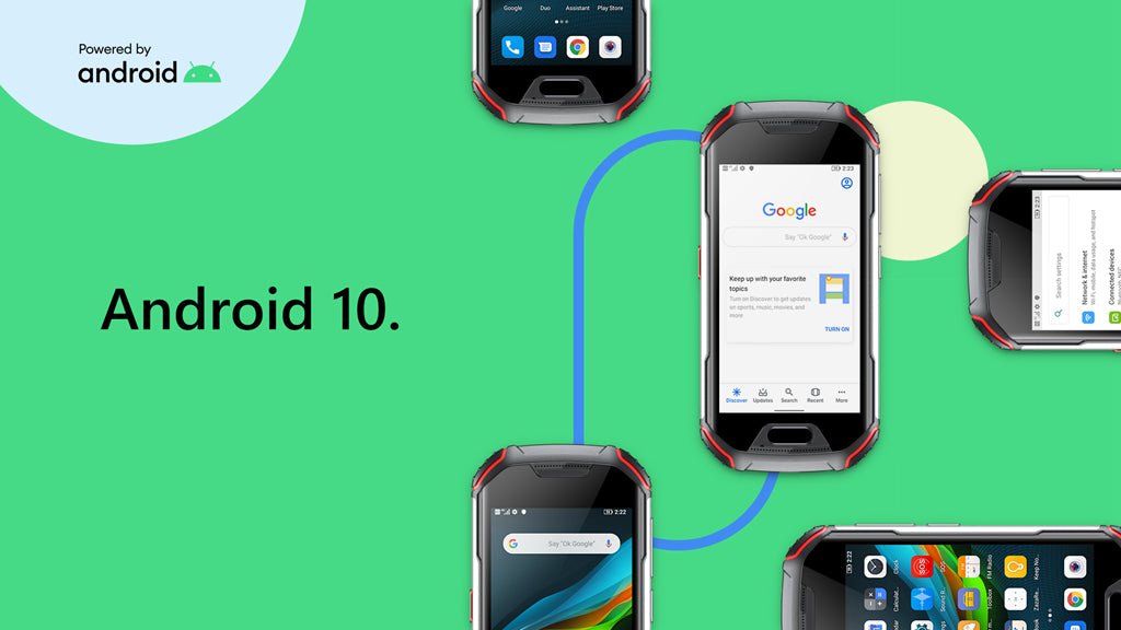 Atom L Android 10 OS