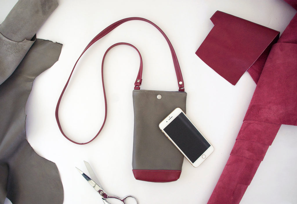 Introducing: Phone Pouch Crossbody