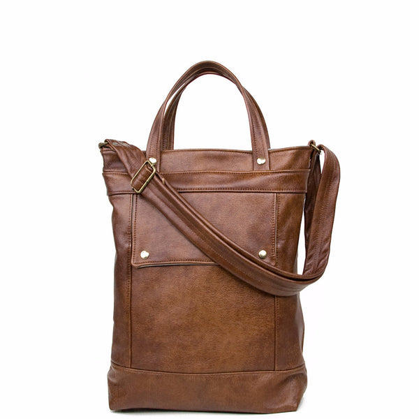 Briefcase in Chestnut