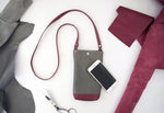Load image into Gallery viewer, Custom Phone Pouch Crossbody