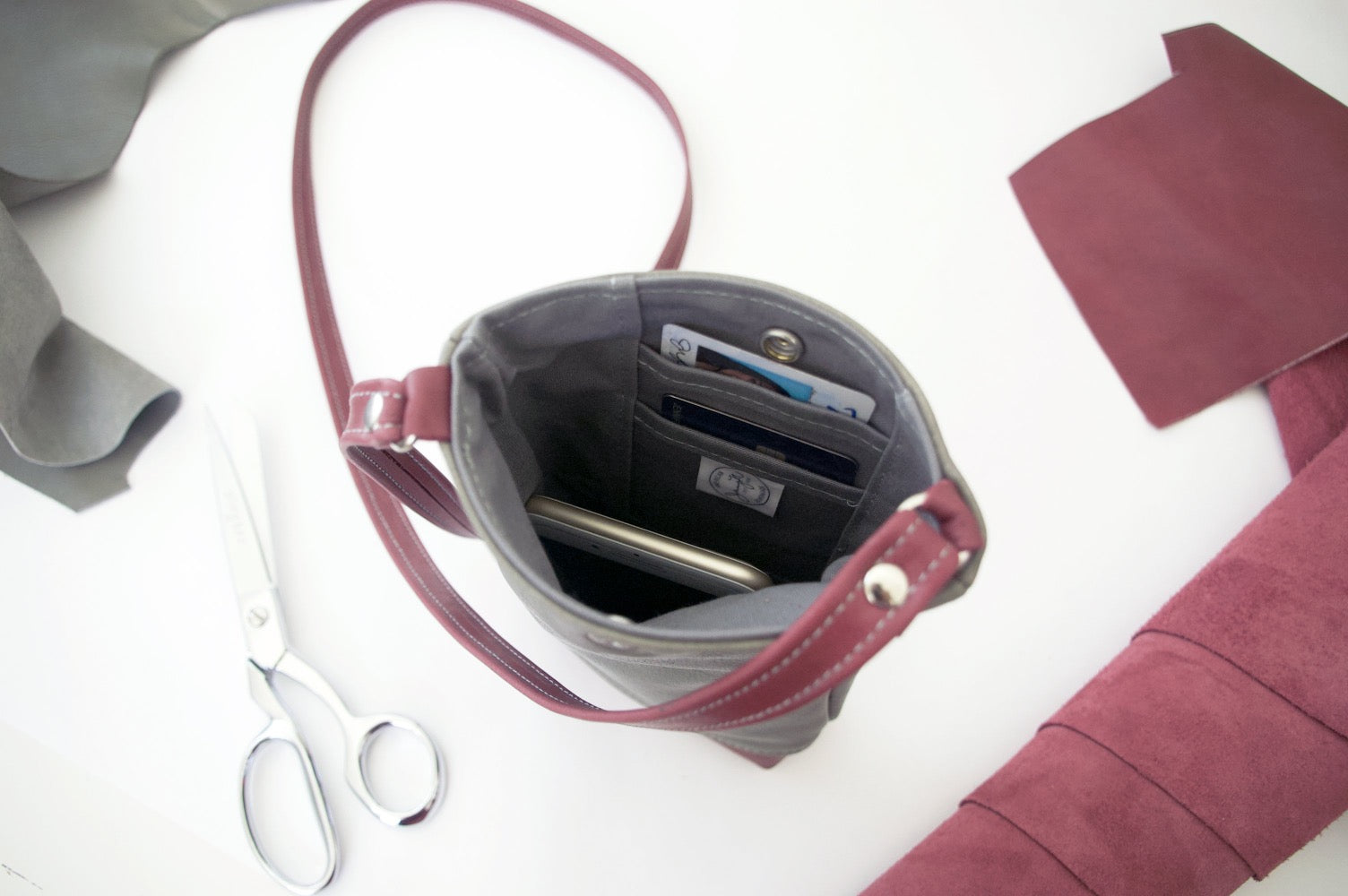 Custom Phone Pouch Crossbody
