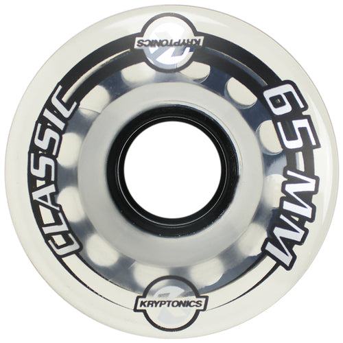 Kryptonics Classic Wheels 65MM 80A - 4pk