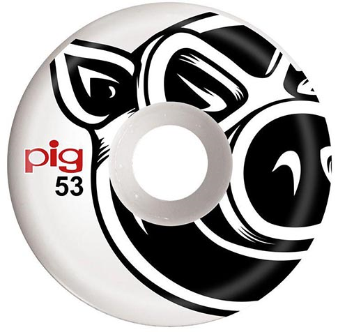 PIG HEAD C-LINE NATURAL 53MM 101A