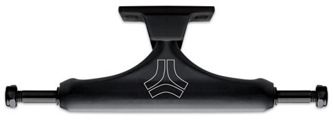 DESTRUCTO TRUCK 5.5 MID D2 LITE BLACK (Pair)