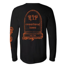 Load image into Gallery viewer, CIB Crew Commitment Issues Unisex Long Sleeve Shirt