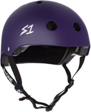 Load image into Gallery viewer, S1 LIFER HELMET - PURPLE MATTE