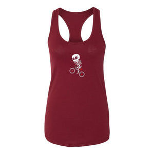 Women's Skeleton Tank Top