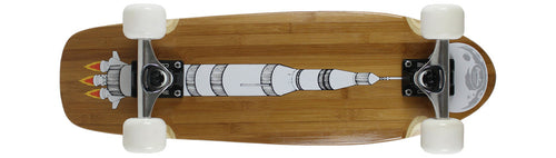 Paradise Booster Bamboo Cruiser 8