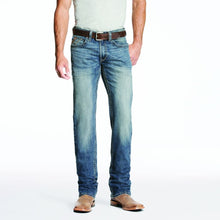 Load image into Gallery viewer, Ariat Men's M5 Low Rise Straight Leg Western Jeans