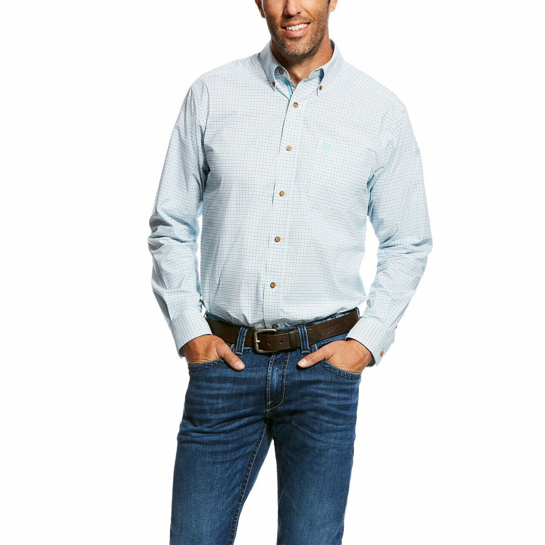 Ariat Men's Marloes Long Sleeve Stretch Performance Western Shirts