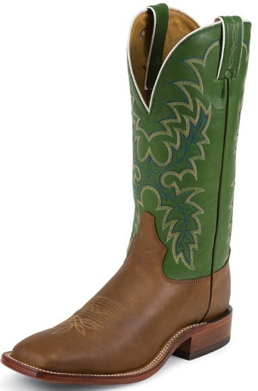 Tony Lama Men's Tan Cheyenne Leather Boots (Free shipping)