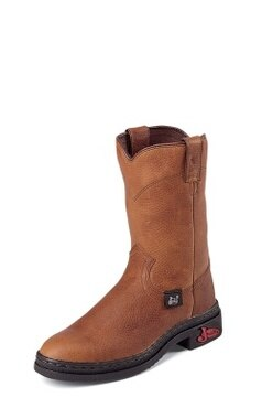 Justin Ladies Rustic Leather Boots (Free Shipping on orders over $120.00)