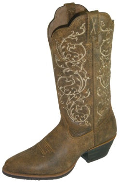 Ladies Western Western Boot with Bomber Leather (Free Shipping on orders over $120.00)