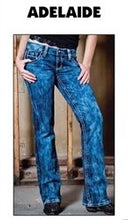 "Load image into Gallery viewer, Petrol ""Adelaide"" Boot Cut Jeans"