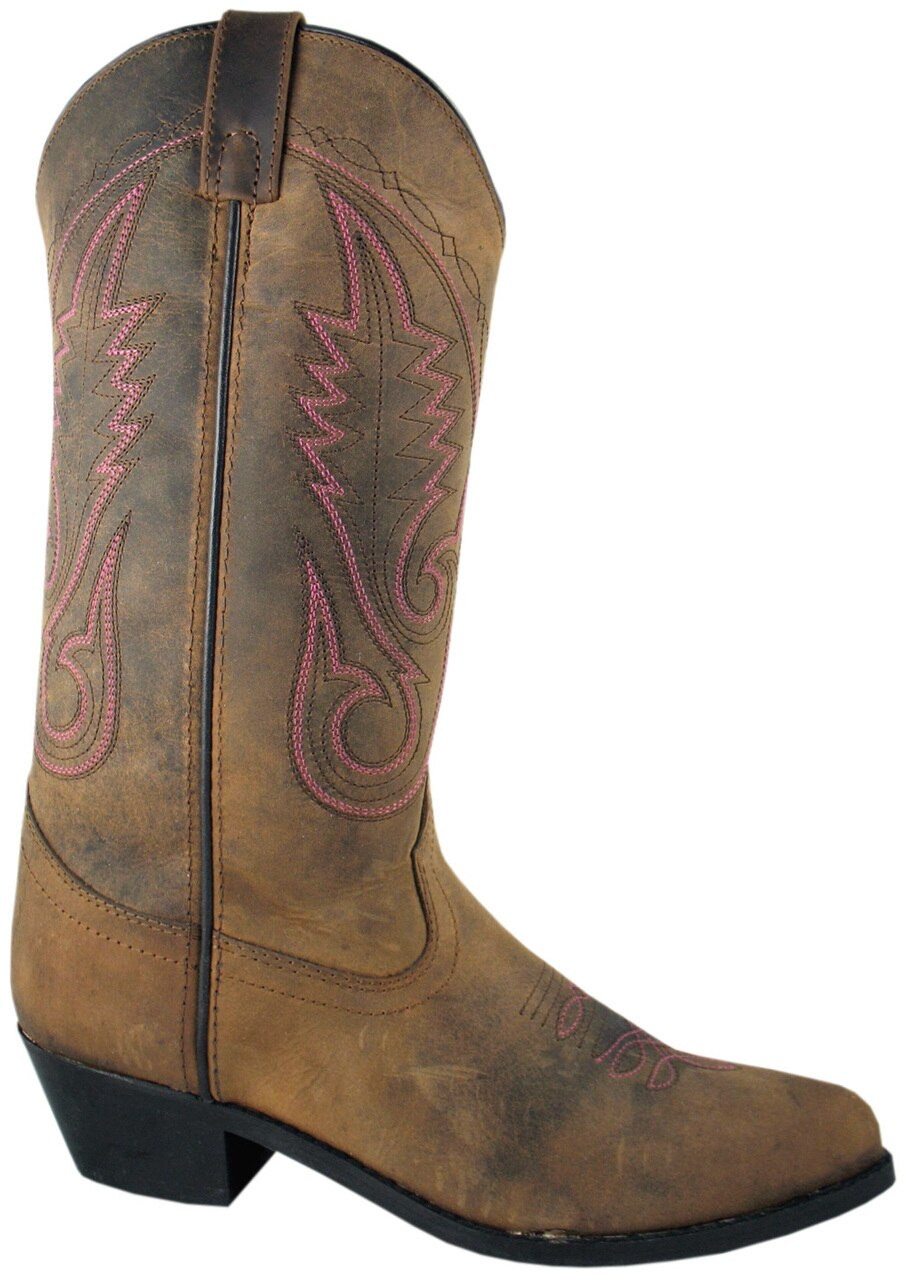 Smoky Mountain Women's Taos Western Boots