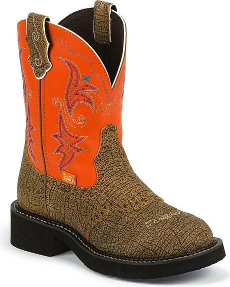 Justin Gypsy Women's Boots - Round Toe