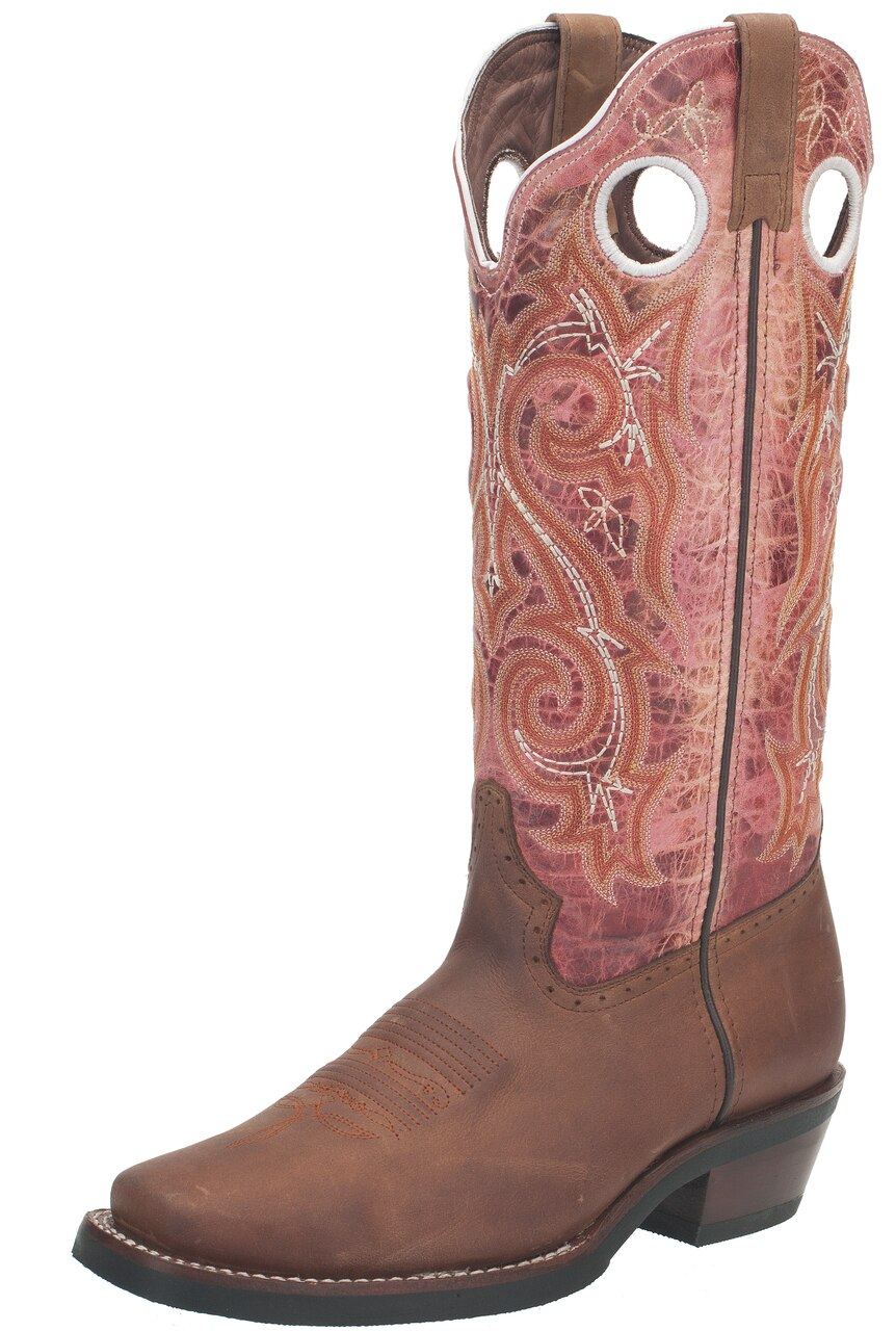 Denver Oryx Crazy Ladies Rodeo Boots