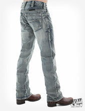 Load image into Gallery viewer, B Tuff Men's Sharp Light Wash Jeans