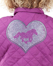 Load image into Gallery viewer, Cowgirl Hardware Girl's Western Horse Heart Vest