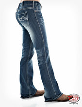 Load image into Gallery viewer, Cowgirl Tuff  Women's Edgy Jeans