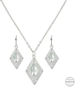 Montana Silversmiths Winter Lights Diamond Jewelry Set