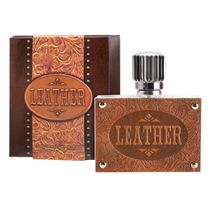 Leather 3.4 Oz Cologne by Tru Fragrance