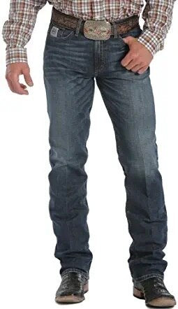 Cinch Men's Silver Label Jeans
