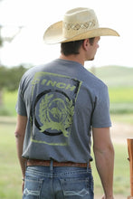 Load image into Gallery viewer, Cinch Men's Heather Gray T-Shirt