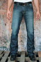 Load image into Gallery viewer, Petrol Men's Rhodes Regular Fit Boot Cut Jeans