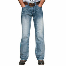 Load image into Gallery viewer, Petrol Men's Rod Relaxed Boot Cut Jeans (Free Shipping)